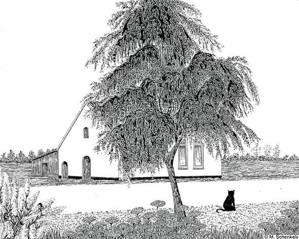 witte huis lent